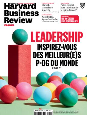 Harvard Business Review n°36