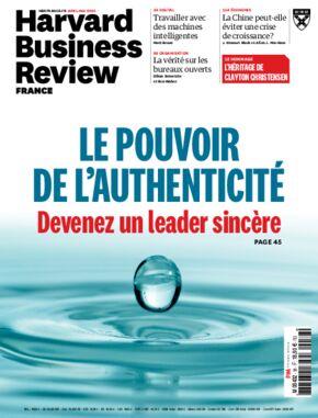 Harvard Business Review n°38