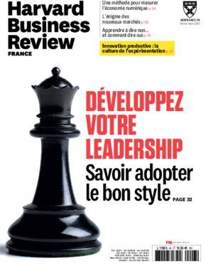 Harvard Business Review n°43