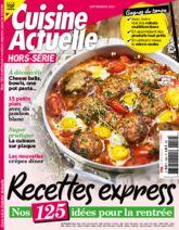 Hors-série Cuisine Actuelle n°159