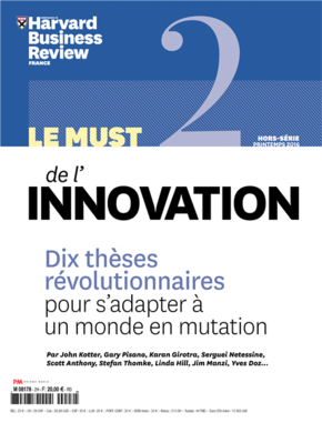 Hors Série Harvard Business Review n°2
