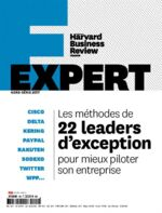 Hors Série Harvard Business Review Expert n°2