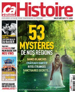 Ca m'interesse histoire n°55
