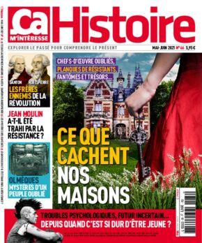 Ça m'intéresse Histoire n°66
