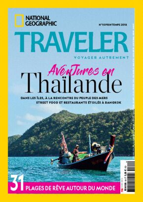 National Geographic Traveler n°10