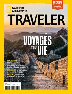 National Geographic Traveler n°13