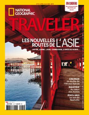 National Geographic Traveler n°14