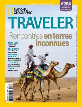 National Geographic Traveler n°16