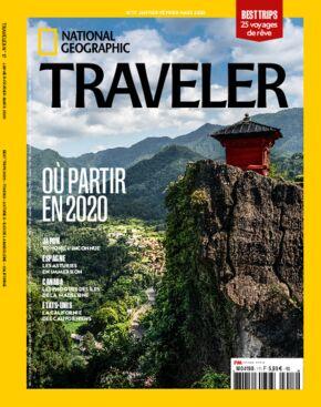 National Geographic Traveler n°17