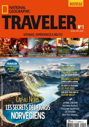National Geographic Traveler n°1
