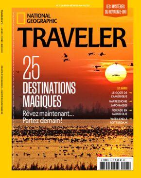 National Geographic Traveler n°21