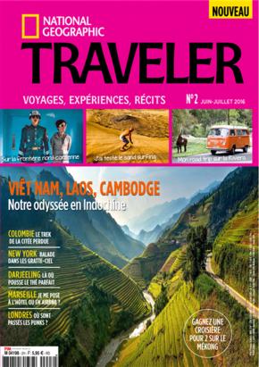 National Geographic Traveler n°2