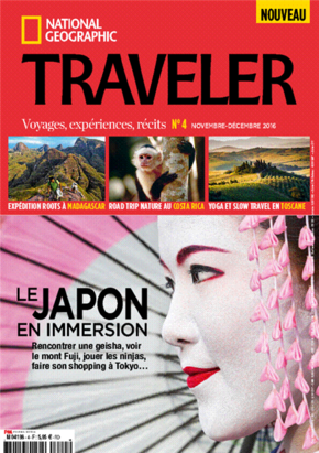 National Geographic Traveler n°4