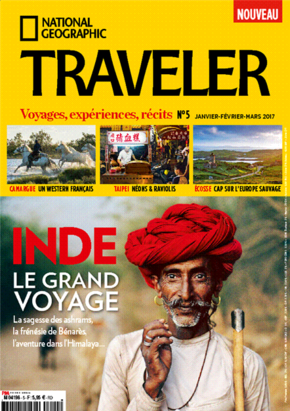 National Geographic Traveler n°5
