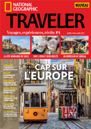 National Geographic Traveler n°6