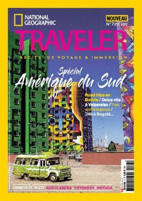 National Geographic Traveler n°7