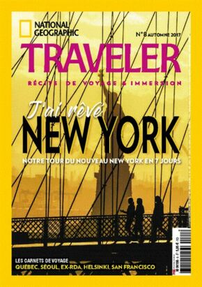 National Geographic Traveler n°8