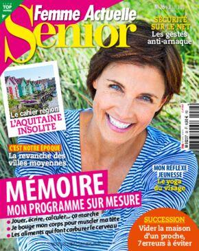 Femme Actuelle Senior n°26