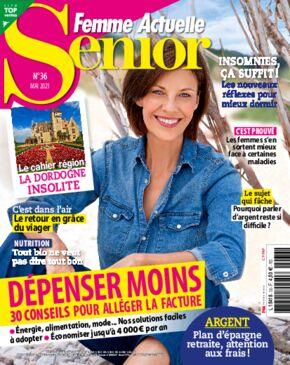 Femme Actuelle Senior n°36