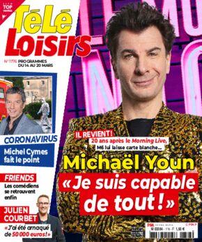 Télé Loisirs n°1776