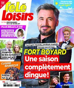 Télé Loisirs n°1792