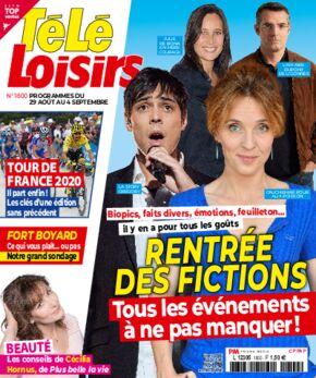 Télé Loisirs n°1800