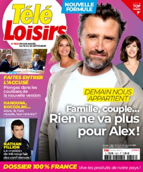 Télé Loisirs n°1803