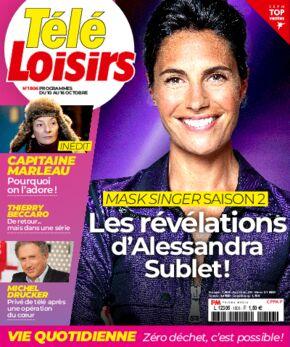 Télé Loisirs n°1806