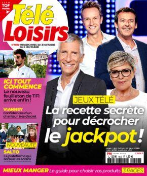 Télé Loisirs n°1809