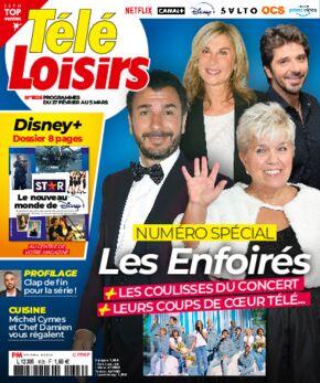 Télé Loisirs n°1826