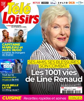 Télé Loisirs n°1830