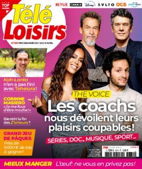 Télé Loisirs n°1831