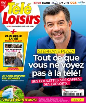 Télé Loisirs n°1833