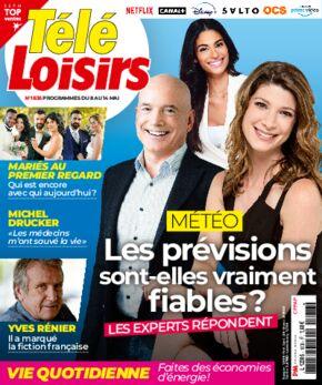 Télé Loisirs n°1836