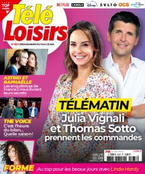Télé Loisirs n°1837