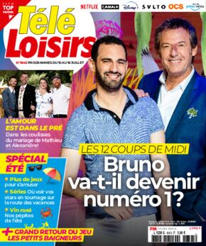 Télé Loisirs n°1845
