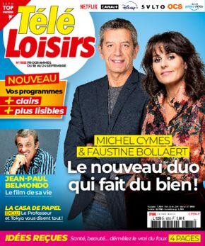 Télé Loisirs n°1855