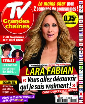 TV Grandes Chaines n°412