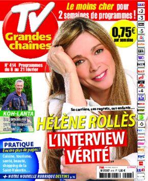 TV Grandes Chaînes №414