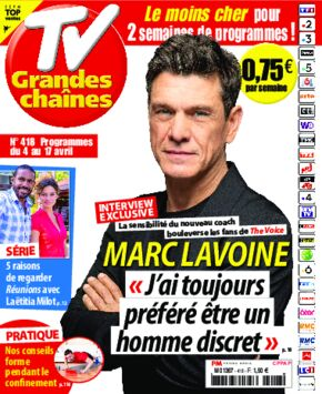 TV Grandes Chaines n°418