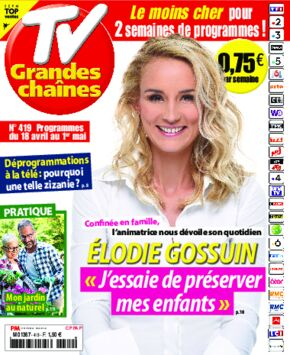 TV Grandes Chaines n°419