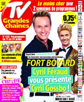 TV Grandes Chaines n°425