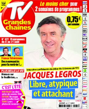 TV Grandes Chaines n°427