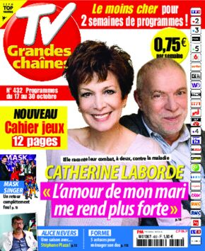 TV Grandes Chaines n°432