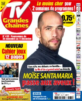 TV Grandes Chaines n°435