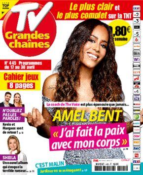 TV Grandes Chaînes n°445