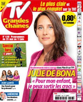 TV Grandes Chaînes n°448