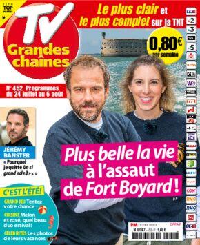 TV Grandes Chaînes n°452