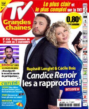 TV Grandes Chaînes n°454