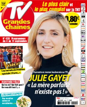 TV Grandes Chaines n°455